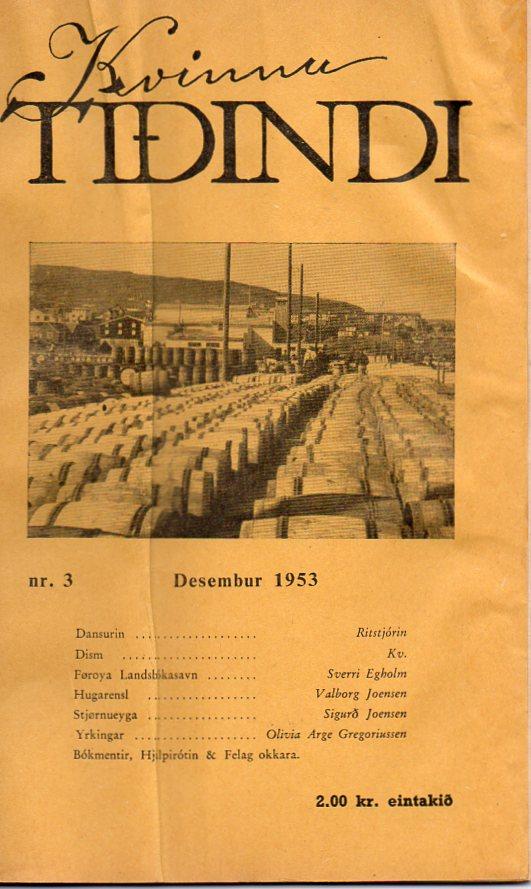 nr. 3, 1953 desember