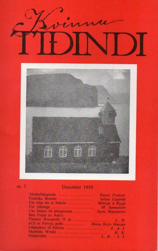 nr. 7, 1959 desember