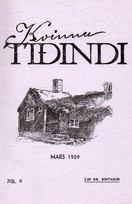 nr. 6, 1959 mars